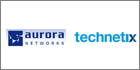 Aurora and Technetix form partnership for widening the market for their surveillance solutions in Europe