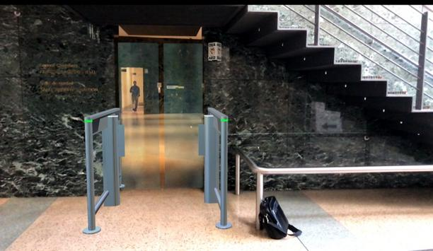 Automatic Systems unveils 3-D immersive virtual experience for entrance control access solutions