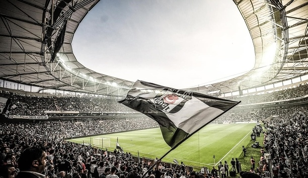 Avigilon Provides Security Solutions To Beşiktaş JK's Vodafone Park Stadium