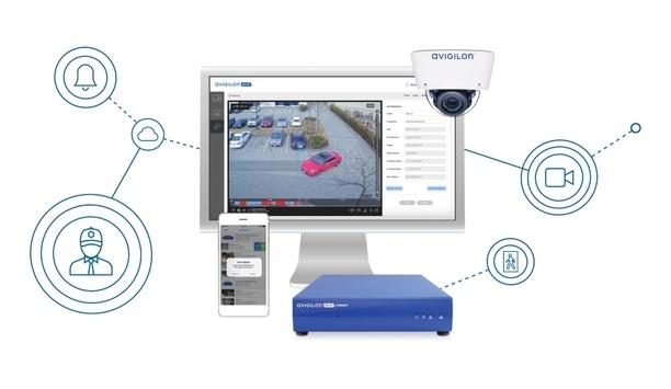 Avigilon Blue cloud service platform launched in the United Kingdom