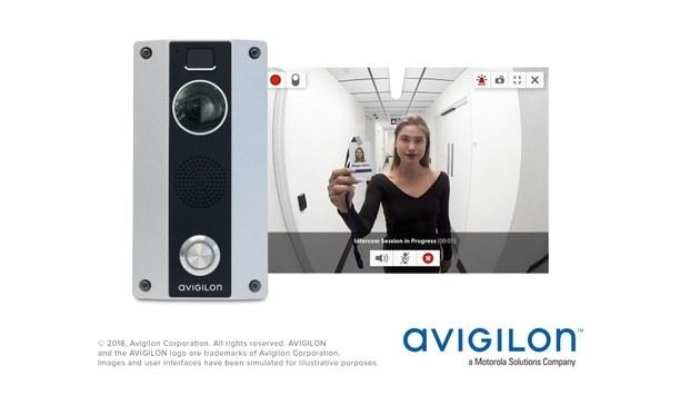 Avigilon Announces Review Of H4 Video Intercom Secure Entry System At ISC West 2018