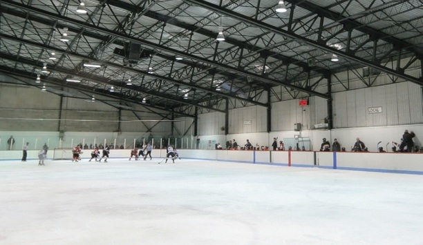 Avigilon Surveillance System Safeguards Slovakia's Slovnaft Aréna Hockey Rink
