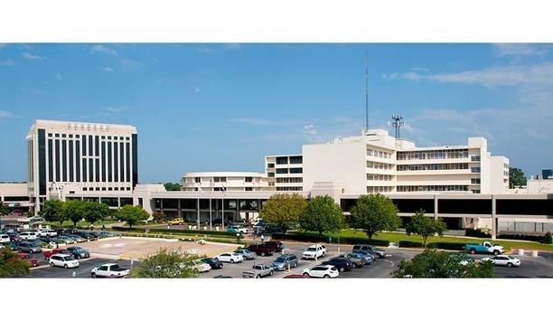 Avigilon's video surveillance solutions ensure patient and staff security at East Texas Medical Center