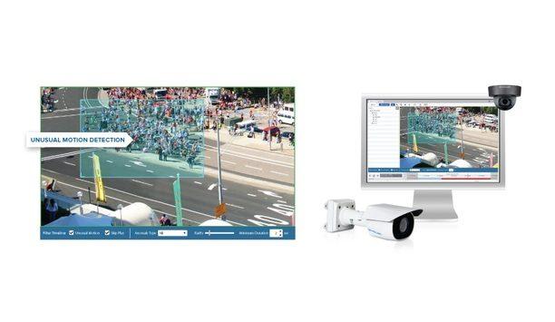Avigilon Corporation provides UMD technology to the H4 SL and Mini Dome camera lines
