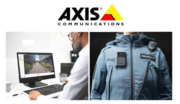 Axis Body Worn Camera Solution Now Available In Axis Camera Station