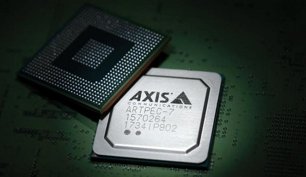 Axis Communications' 7th generation ARTPEC chipset provides better imaging and enhanced security features