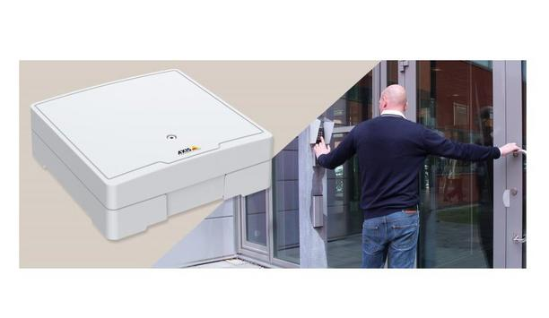 Axis and Genetec partner on new door controller for use with third party software