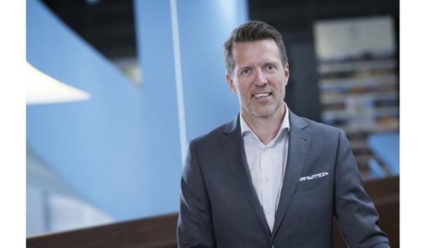 Peter Lindström appointed Executive Vice President Sales at Axis Communications
