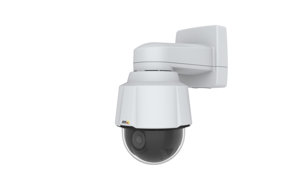 Axis Communications releases P5655-E PTZ Network Camera with enhanced security and advanced analytics capabilities