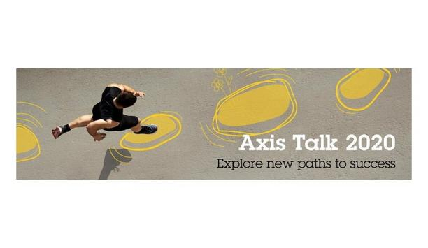 Axis Communications organises a new virtual event to provide IT and security solutions related information
