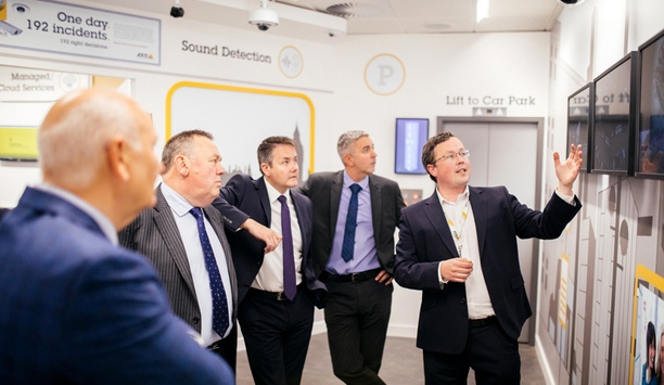 Axis Communications unveils UK Axis Experience Centre showcasing IoT surveillance technology