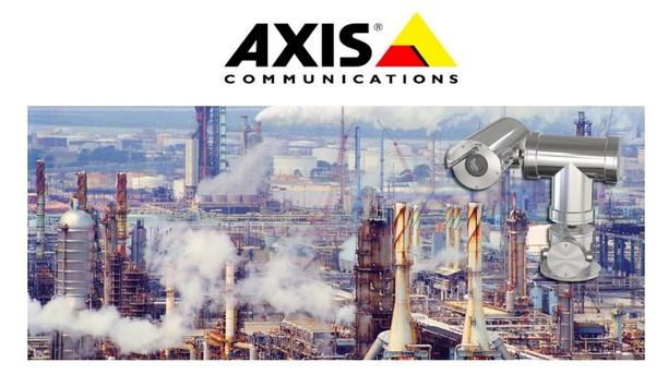 Axis Communications Launches XP40-Q1785 Explosion-Protected PTZ Camera For 360° Awareness In Hazardous Areas