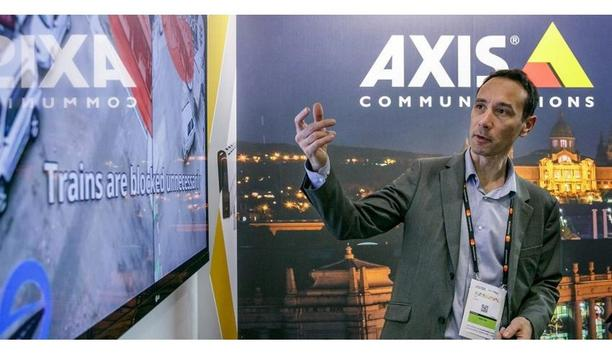 Axis to showcase smart city solutions at Smart City Expo World Congress 2019
