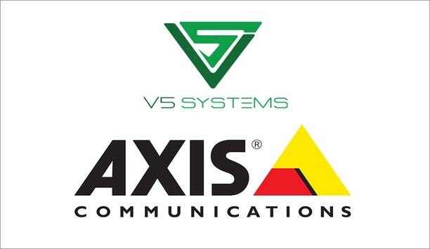 V5 Systems Collaborate With Axis Communications To Create Self-Powered Outdoor Cameras