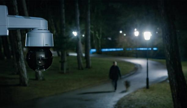 Axis explains how Zipstream and Lightfinder help in reducing bitrate in video surveillance