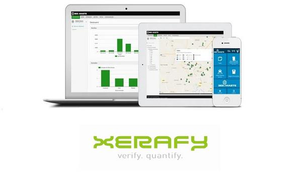 Compta adds real-time data from Xerafy to its waste management solution