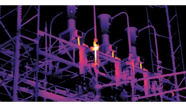 FLIR Radiometric Thermal Cameras And Temperature Trend Analysis Software Allows For Maximum Substation Resiliency