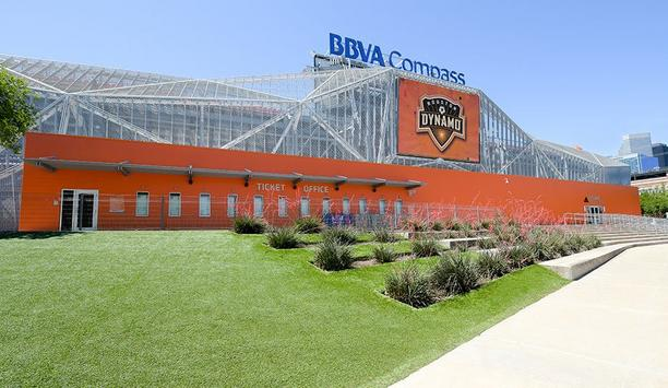 Houston's BBVA Compass Stadium Upgrades Security With Salient Systems VMS And Axis Communication Cameras