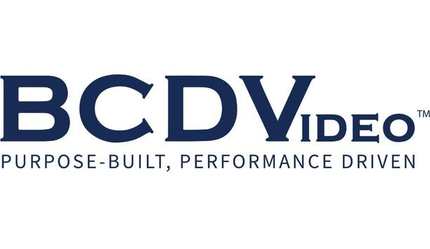 BCDVideo installs Genetec StreamvaultTM as the company's 100,000th video surveillance recording appliance