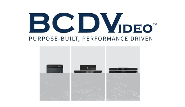 BCDVideo's Pro-Lite Switch Bundles feature Zero Touch Provisioning to lessen installation time and expense