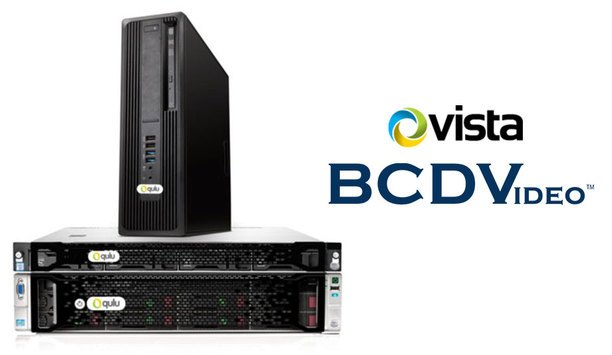 BCDVideo partners with Vista as supplier for qulu IP video server range