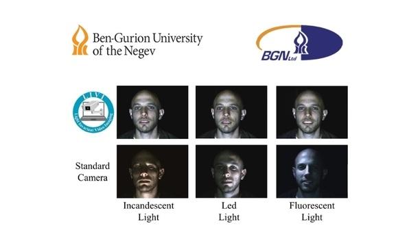 BGN Technologies' Light Invariant Video Imaging technology enhances facial recognition security
