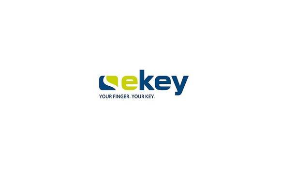 Biometrics by fingerprints in smart door access by ekey