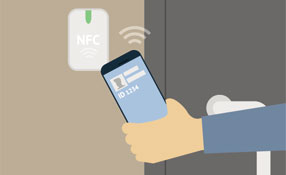 Role Of Bluetooth Smart And NFC In Access Control