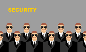 Executive protection boosts corporate security, productivity; secures people & property