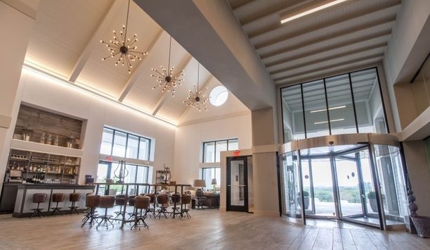 Heart of America Group chooses Boon Edam revolving doors for its hotels and restaurants' security