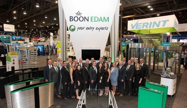 Boon Edam To Exhibit Tailgating Mitigation Solutions At ISC West 2019