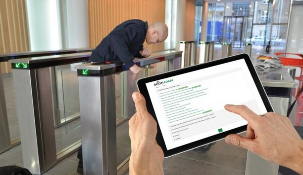 Boon Edam Releases Interactive Online Troubleshooting Guidelines For Security Entrances And Revolving Doors