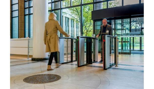 Boon Edam Inc. Ends 2020 As A Record Year With 59% More Sales Of Optical Turnstiles
