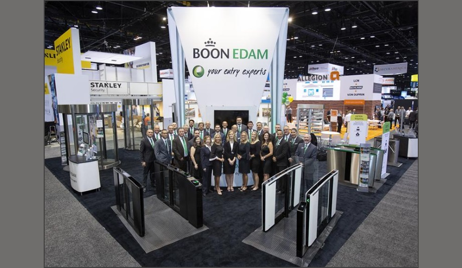 Boon Edam Inc. to unveil new Compact Turnstile and exhibit integrated solutions at ISC West 2020