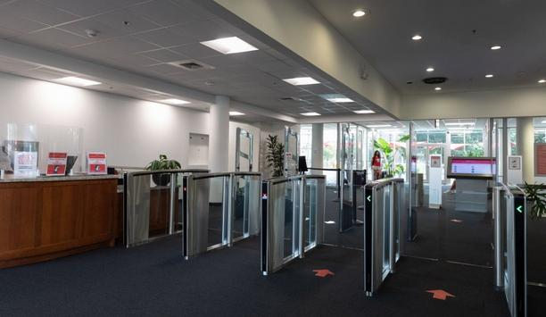 Boon Edam Enhances Visitor And Campus Security At NC State University By Installing Optical Turnstiles