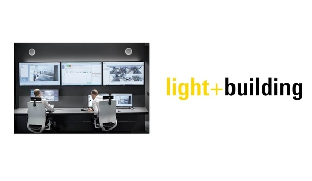 Bosch showcases networked building security solutions at Light + Building 2018