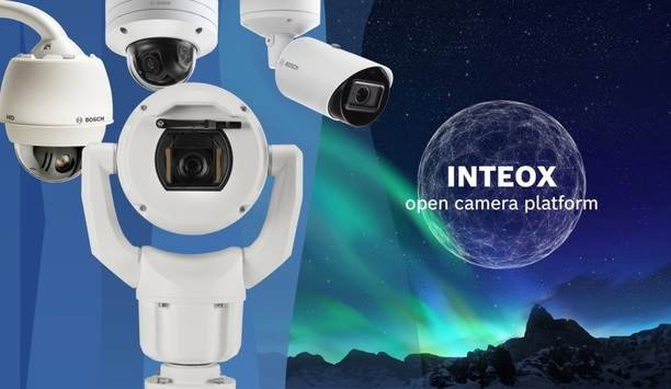 Bosch announces INTEOX camera platform designed to modernise the security and safety industry