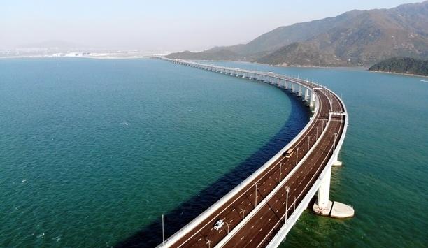 Bosch installs PA systems, surveillance cameras and intruder alarms at Hong Kong-Zhuhai-Macao Bridge