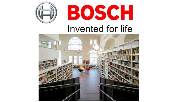 Bosch Systems equips Biblioteca Beghi library with interfaced fire detection, safety and evacuation solution