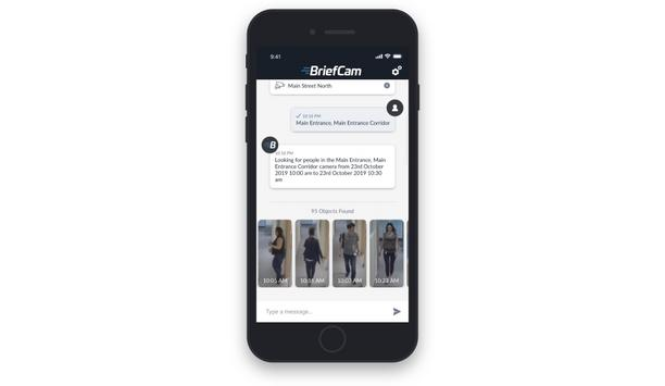 BriefCam announces a mobile application to enhance investigation capabilities on the go