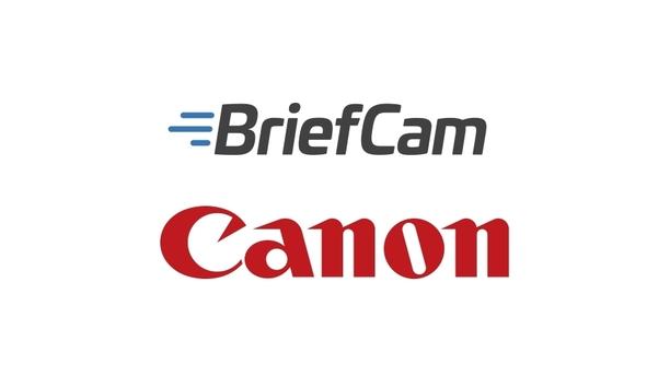 BriefCam Announces Acquisition By Canon For Enhanced Network Video Solution Portfolio