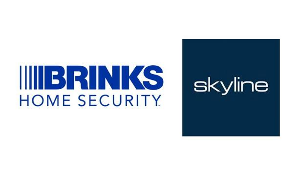 Brinks Home Security Announces Long-Term Contract With Its Major Authorized Dealer, Skyline Security