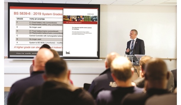 C-TEC launches CPD certified training events, titled 'Fire Alarm Systems for Domestic Dwellings'