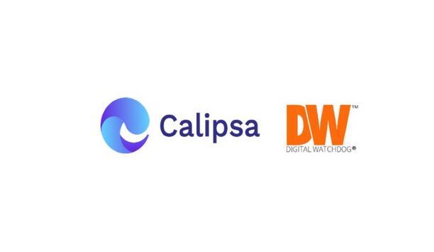 Calipsa announces integration of its false alarm reduction software with Digital Watchdog's surveillance camera and VMS platform