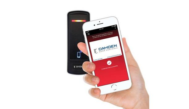 Camden Door Controls unveils CV-7600 Series Bluetooth-enabled card reader with RFID, BLE and contactless smart card technologies