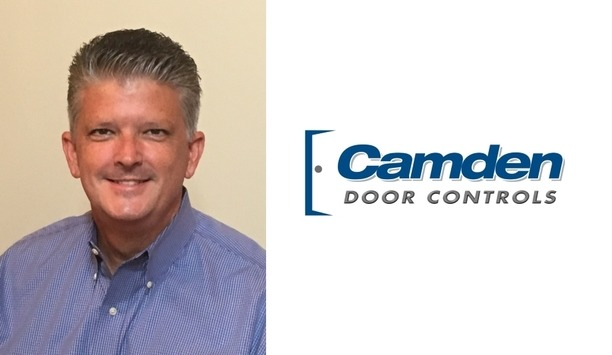Camder Door Controls Welcomes Chris Lyons As US Regional Sales Manager