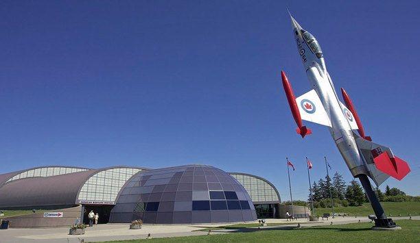 VIVOTEK secures historic Canadian Warplane Heritage Museum with latest video surveillance system