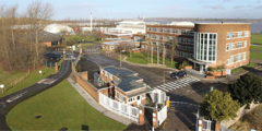 Castel Xellip IP audio-video Intercom chosen for redeveloped Mersey Wharf Business Park