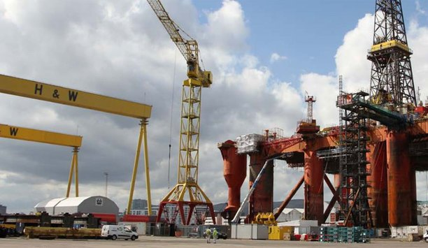 CEM Systems boosts security at Harland and Wolff sites with AC2000 security management solution
