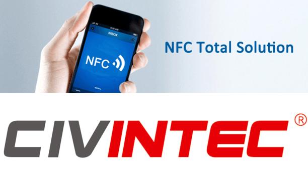 CIVINTEC Global presents Near Field Communications Total Solution